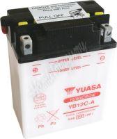 Motobaterie Yuasa YB12C-A (12V, 12Ah, 165A)