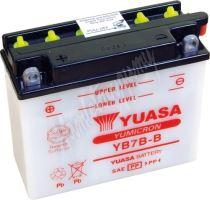 Motobaterie Yuasa YB7B-B (12V, 7Ah, 115A)