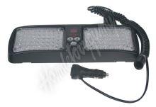 kf801red PREDATOR dual LED vnitřní, 12V, červený, 320mm