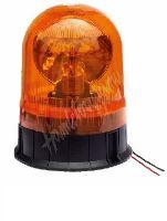 wl87fixH1 Halogen maják, 12 i 24V, oranžový fix, ECE R65