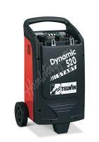 Nabíječka TELWIN DYNAMIC 520 nabíječ + start