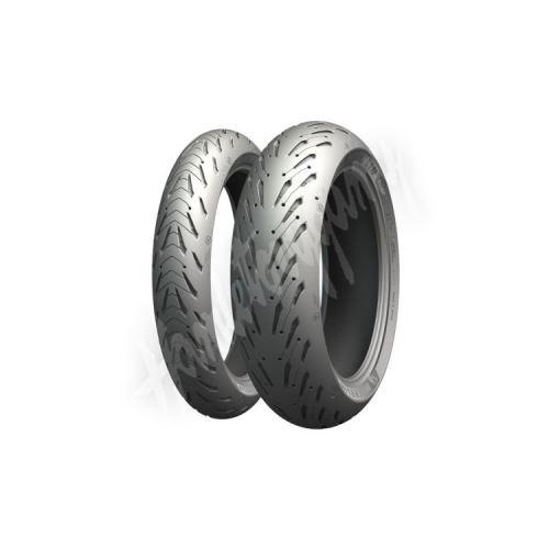 Michelin Road 5 120/70 ZR17  + 180/55 ZR17