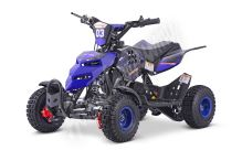 Dětská dvoutaktní čtyřkolka ATV Repti Nitro 49ccm modrá