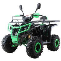Čtyřtaktní čtyřkolka ATV Raptor 150ccm zelená