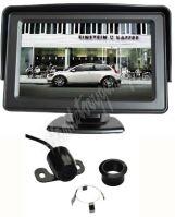 """se666 Parkovací kamera s LCD 4,3"""" monitorem"""