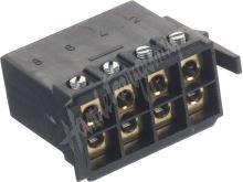 25003 Konektor UNI ISO repro šroubovací bez kabelů