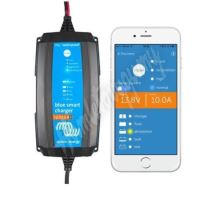 Nabíječ Victron Energy BLUE SMART s vestavěnou technologií Bluetooth IP65 12V/15A