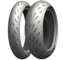 Michelin Power RS+ 120/70 ZR17 + 180/55 ZR17