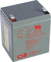 CSB Baterie HRL1223W F2 FR 12V 5,5Ah
