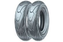 Michelin BOPPER 130/90 -10 M/C 61L TL/TT přední/zadní