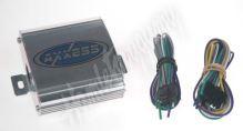 pc9-427 METRA 4 kanálová redukce repro/CINCH nastavitelná