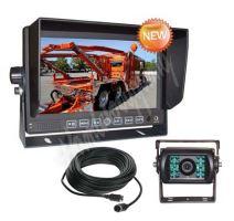 """sv708set1 SET kamerový systém s monitorem 7"""""""