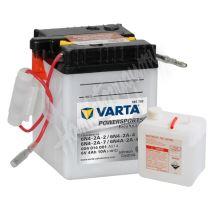 Motobaterie VARTA 6N4-2A-7, 004014, 6V 4Ah 10A