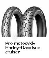 Dunlop D401 HD 90/90 -19 M/C 52H TL přední DOT1810