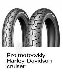 Dunlop D401 HD 130/90 B16 M/C 73H TL zadní