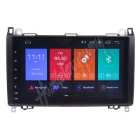 """80809A Autorádio pro Mercedes s 9"""" LCD, Android 10.0, WI-FI, GPS, Mirror link, Bluetooth,"""