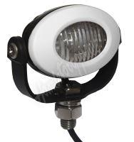 911-E33W PROFI LED výstražné světlo 12-24V 3x3W bílý ECE R10 92x65mm