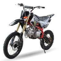 Pitbike MiniRocket Motors CRF110 17/14 125ccm Monster Edition červená