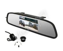 """se663 Parkovací kamera s LCD 4,3"""" monitorem na zrcátko"""