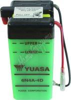 Motobaterie Yuasa 6N4A-4D (6V 4Ah)