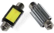95COB01 x LED sufit (36mm) bílá, 12V, COB