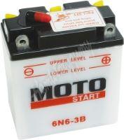 Motobaterie Motostart YTX4L-BS 12V 3Ah