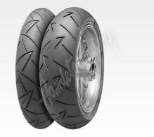Continental Conti Road Attack 2 120/70 ZR17 + 160/60 ZR17