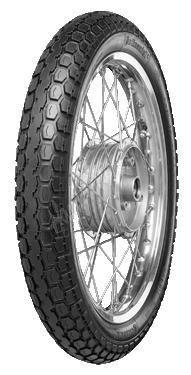 Continental KKS 10 F/R 2 - 19 24 B TT letní pneu