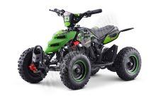 Dětská elektro čtyřkolka ATV Repti Deluxe 1000W 36V zelená
