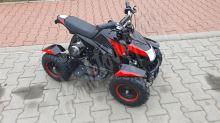 Dětská elektro čtyřkolka ATV Cobra 800W 36V Červená