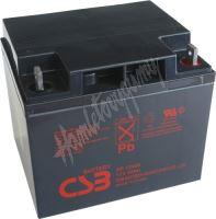 Záložní akumulátor CSB GP12400I (12V 40Ah  400A)