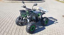 Dětská elektro čtyřkolka ATV Toronto XL 1500W 60V maskáč zelený