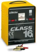 Nabíječka autobaterií Deca CLASS 16A (12 / 24V) 9 A o kapacitě 20 - 200 Ah