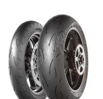 Dunlop SX GP Racer D212 Medium 120/70 ZR17 M/C (58W) TL přední Dot 3717