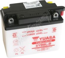Motobaterie Yuasa 6YB8L-B (6V 8Ah)