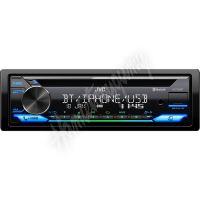 KD-T922bt JVC autorádio s CD/MP3/USB/AUX/Bluetooth připojení/multicolor podsvícení/odním.p