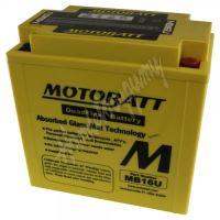 Motobaterie MOTOBATT MB16U 12V 20Ah 240A
