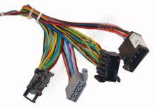 tvf-10 Kabeláž Mercedes pro připojení modulu TVF-box01 (Command 2,5)