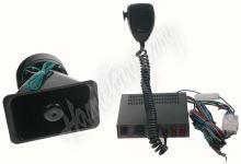 SN100Ws2 Profesionální výstražný systém s mikrofonem 100W