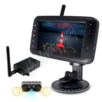 """cw3-Pdset431 x  SET bezdrátový digitální kamerový systém s monitorem 4,3"""" / Transmitter +"""