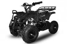 Dětská dvoutaktní čtyřkolka ATV Torino 49ccm, E-start černá