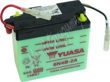 Motobaterie Yuasa 6N4B-2A (6V 4Ah)