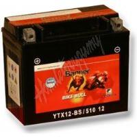 Motobaterie Banner BIKE BULL AGM 51012, YTX12-BS, 12V 10Ah 160A