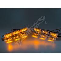 kf746-4 PREDATOR LED do mřížky, 12V, oranžový