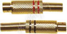 33510 Konektor CINCH GOLD samice-pár