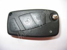 48FA103 Náhr. obal klíče pro Fiat, 3-tlačítkový