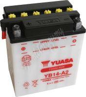Motobaterie Yuasa YB14A-A2 (12V, 14Ah, 190A)