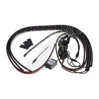 95RGB-SET07 LED podsvětlení vnitřní/vnější RGB 12V, bluetooth, 4 pásky