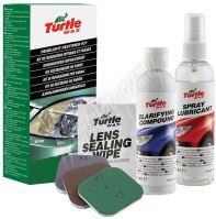 Turtle Wax Headlight Restorer Kit - sada na obnovu světlometu TW-6690