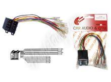 22008 Konektor ISO - ASIA Škoda, Fiat, Opel...